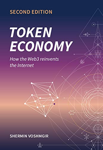 Token Economy by Shermin Voshmgir